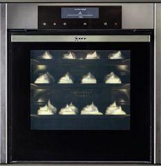 NEFF Light® ist die brillante Backofenausleuchtung.
