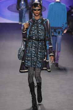 Anna Sui - Folk paisley, floral, embroidery prints and textiles - beaut