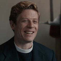 Grantchester was yet another crime mystery but with handsome James Norton playing secret sleuth Sidney Chambers, there was even more to watch. Now, we've got a clip of a deleted scene where the priest can't help flirting with Hildegard Staunton. James Norton, Tommy Lee Royce, Sidney Chambers, Masterpiece Mystery, David James Elliott, Handsome Bearded Men, Actor James, Best Supporting Actor, Ideal Man