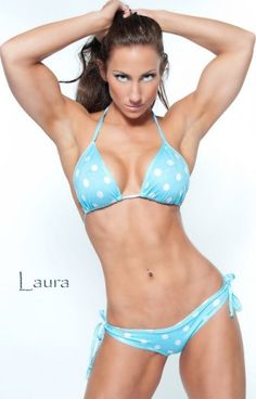 Interview with Amazing Fitness Model/NPC Competitor Laura Jeanne
