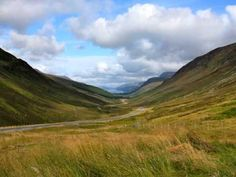 Wild Theme from Local Hero film- Mark Knopfler;;  These images of the Scottish Highlands are astounding beautiful.