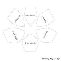 fleetingthing » Super Mario Hat (pattern and tutorial)