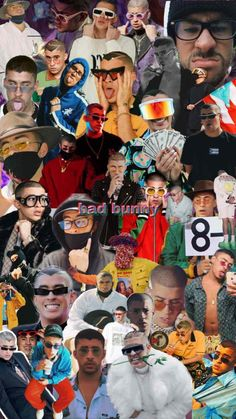 Rap Wallpaper, Iphone Background Wallpaper, Locked Wallpaper, Black Phone Wallpaper, Homescreen Wallpaper, Aesthetic Pastel Wallpaper, Aesthetic Wallpapers, Bunny Shirt, Bunny Quotes