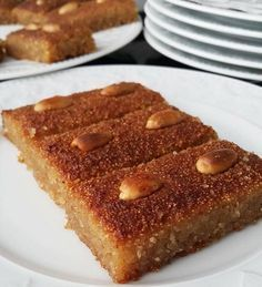 We are with you with a delicious shambali dessert recipe. A wonderful dessert that you can make with ingredients that are very practical and at home. East Dessert Recipes, Honey Dessert, Happy Cook, Breakfast Items, Turkish Recipes, Fish Dishes, Food And Drink, Cooking Recipes, Yummy Food