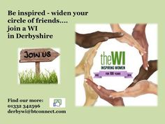 I love this poster for the Derbyshire WI, a beautiful image to sum it up. Womens Institute, Circle Of Friends, Poster Ideas, Derbyshire, Interesting Stuff, 21st Century, Beautiful Images, Minimalism, Posters
