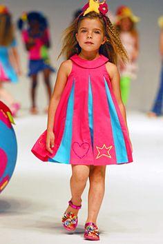 Lovely Agatha Ruiz de la Prada #agatharuizdelaprada #hipperoza #babykleding