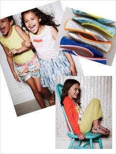 Kinderkleding inspiratie zomer 2013
