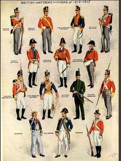 British Army Uniform, British Uniforms, British Soldier, American Revolutionary War, American War, American History, British American, Native American, Military Art