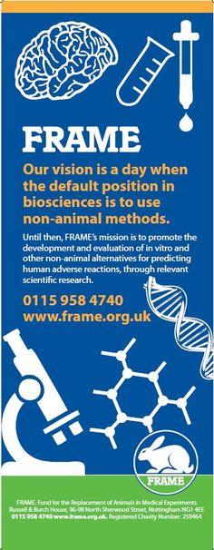 FRAME's new banner.