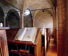 Biblioteca Malatestiana (Cesena, Italy)
