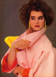 Brooke by Andrea Blanch, 1984