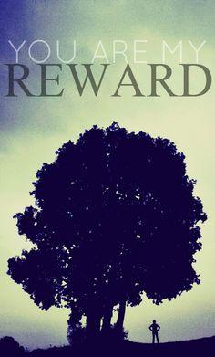 YHWH is my Reward