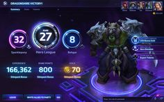 Heroes of the Storm Is Getting Better User Interface, League Modes