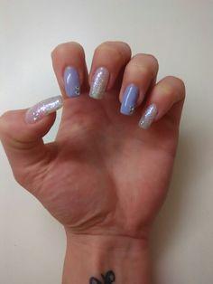 #purple #nails