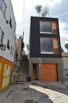 Inside Simon Storey's 15 Foot Wide Eel's Nest in Echo Park - Curbed Inside - Curbed LA