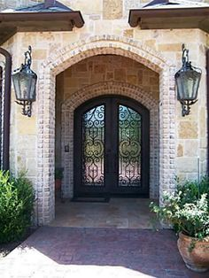 Love those doors... Dream house material!