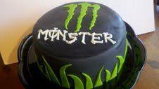 monster energy cake | Flickr - Photo Sharing!