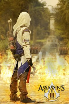 connor kenway cosplay