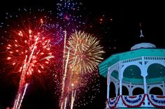 Fireworks Night, Ocean Park