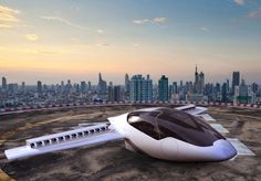 Lilium Jet by Lilium Aviation