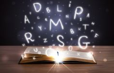How to create a fantasy language in three easy steps.