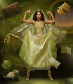 Bride. Author: Vladimir Fedotko