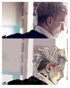 Oh my God, I've just found the Photographic references Cassandra Jean used to draw Sebastian! This guy is the model Benjamin Jarvis... This is so weird... I wonder who has she used for everyone else... Who is Jace, for instances? And the Blackthorns? << WOW