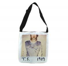 '1989' Merchandise : 1989 album Tote Bag