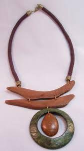 Resultado de imagem para colares femininos artesanais
