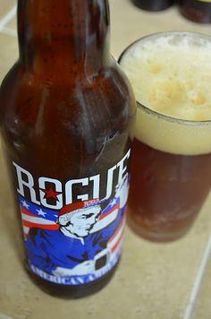 displacing space: {beer love}: Rogue American Amber Ale