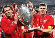 Maa fav players wid champions league...2004....We ll get it again next year.. :)