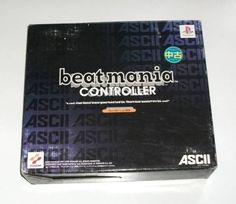 Beatmania PSX 5-key controller box