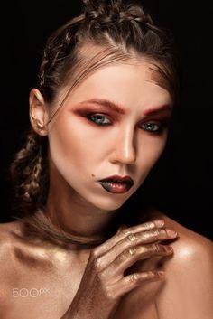 Something Liliana art modeling studio model nude agree
