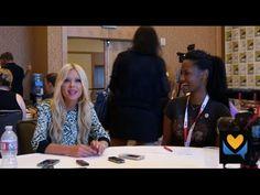 Sharknado's Tara Reid & Cassie Scerbo talk dating at ComicCon 2015