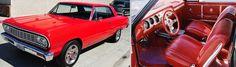 Restoration  50's through the 80's CHEVROLET Chevelle, Camaro & 1949-54 Chevrolet Passenger Cars Parts and Interior Parts.