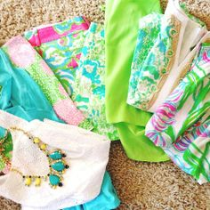 Lilly Pulitzer love YourOhSoPreepy