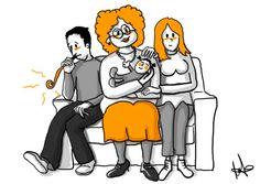 No podemos elegir a la familia de nuestra pareja y mucho menos a nuestra suegra así que convierte a tu suegra en tu mejor aliado y piensa en cogerle algo de cariño y ponerla de tu parte.