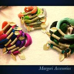 "Colección 2014 ""Blessing Of Woman"" #tendencias #accesorios #compras #moda #chic #madeinvzla_ #espectacular #pulsera #Venezuela #Hechoamano #style #cute #mujer #diseño #TalentoNacional #modamujer #outfit #glam #desingnersvenezuela #moda2014 #TalentoVenezolano #venezuelacreativa #pzasunicas Los precios solo por  correo margoriaccesorios@gmail.com"