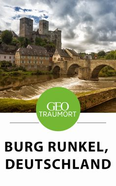 Runkel: This medieval pearl hides in the middle of the Lahn valley Death Valley, Most Beautiful Pictures, Cool Pictures, Germany Castles, Medieval, Back In Time, Birds Eye View, Nature Wallpaper, Travel Goals