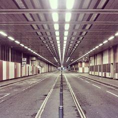 Under the Barbican — Blair Thomson