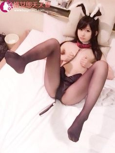 习呆呆兔女郎_13