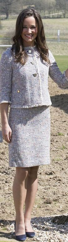 Pippa Middleton in Tory Burch