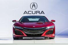nice 2017 Acura NSX (208)
