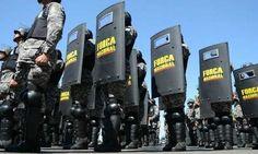 """BLOG ÁLVARO NEVES """"O ETERNO APRENDIZ"""" : FORÇA NACIONAL ABRE SELEÇÃO PARA INATIVOS"""