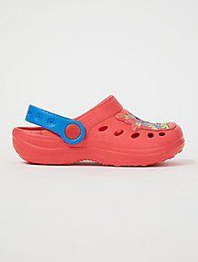 Crocs shoes, Marvel spiderman