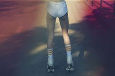 Nineteen Eighties by Stefan Giftthaler, via Behance