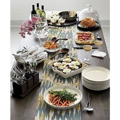 Baird Covered Server in Specialty Serveware | Crate and Barrel