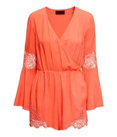 $50 lace jumpsuit| H&M US