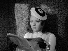 Diana Rigg as Mrs. Emma Peel