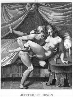 "Carracci, ""Jupiter et Junon"""